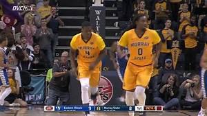 EIU @ Murray State Men's Basketball Game Highlights 2017 ...