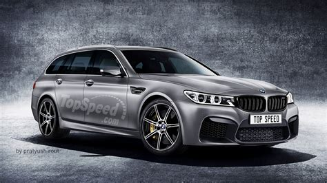 Bmw 5 Series Touring 2019 by 2019 Bmw M5 Touring Top Speed