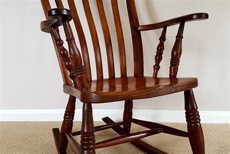Restoring An Antique Wooden Rocking Chair Chair Yoga Exercises Vintage Swivel Chairs Board Game Bouncy Weight Limit Table Rental 2 Folding Set Of 4 Jazzy Mobility Accessories Round Wicker