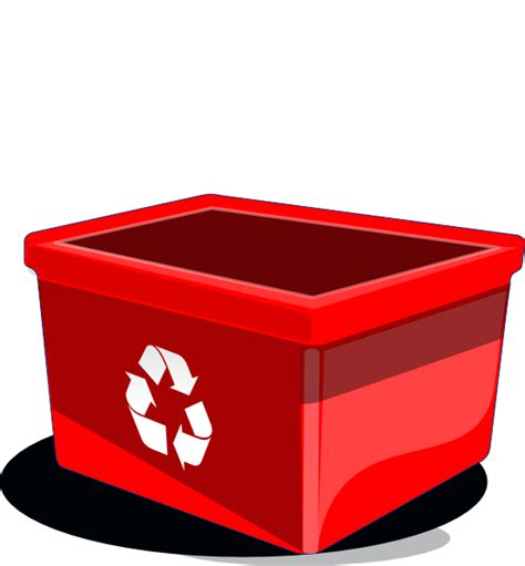 recycle bin clipart recycle bin clip at clker vector clip