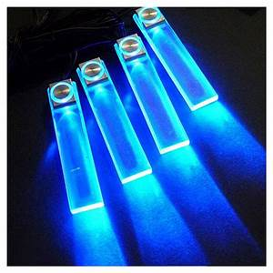 Led Auto Innenraum : blau 12v 4 led kfz auto innenraum beleuchtung licht gy ebay ~ Orissabook.com Haus und Dekorationen