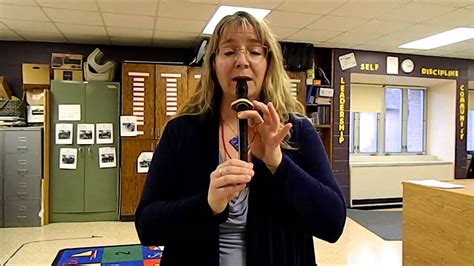 This melody is within the recorder. Mary Had a Little Lamb - Recorder Tutorial (orange belt song) - YouTube