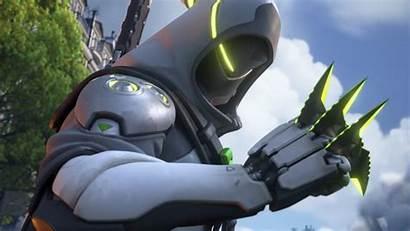 Overwatch Genji Hero Valorant Talents Abilities Overwatch2