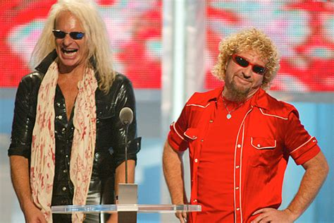 david lee roth  sammy hagar launched  joint
