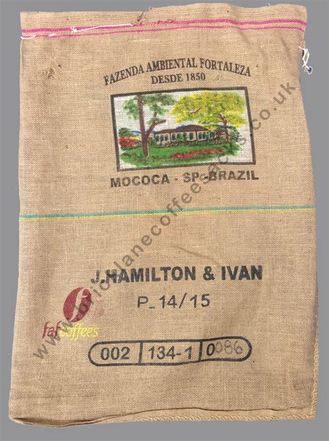 We supply a wide range of green coffee beans in bulk 1 kilo bags for trade and delicatessen wholesale use. Brazil Mountain View Coffee Sack - Brick Lane Coffee Sacks