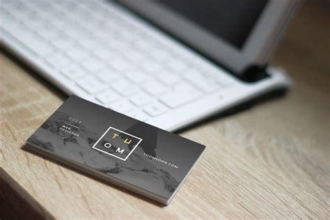 business cards mockup thomsoon branding uiweb