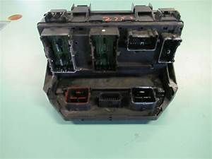 Fuse Box For Chrysler Town And Country