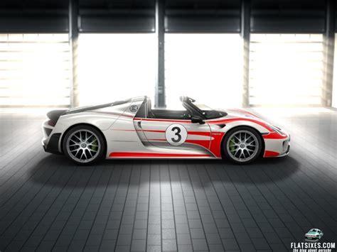 porsche 918 racing porsche 918 configurator is live which color would you