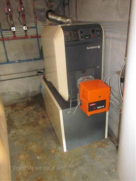 chaudi 232 re fioul de dietrich gt110 le trait 76580 chauffage climatisation