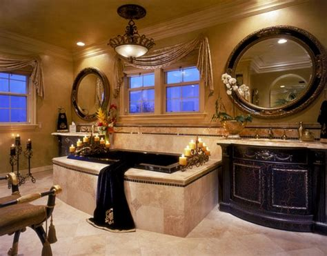 defining design elements  luxury bathrooms