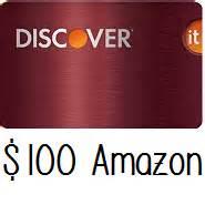 discover   amazon gift card sign  bonus doctor