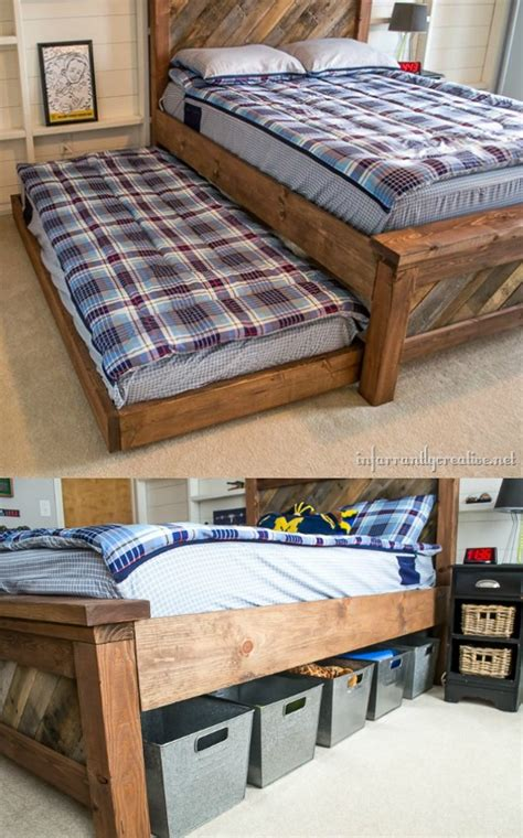 Best Diy Trundle Bed Ideas And Images On Bing Find What You Ll Love