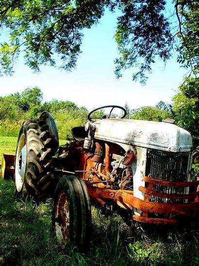 Tractor Ford Deviantart Wallpapersafari Antique Wallpapers Code