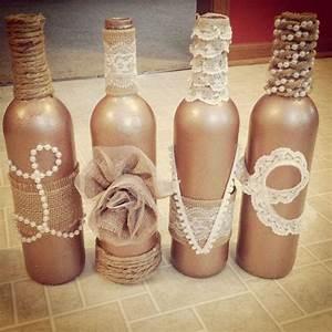 20 Creative DIY Wine Bottle Ideas Home Design And Interior