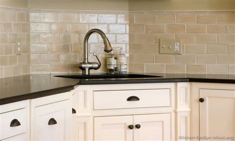 white kitchen tiling ideas beveled subway tile subway