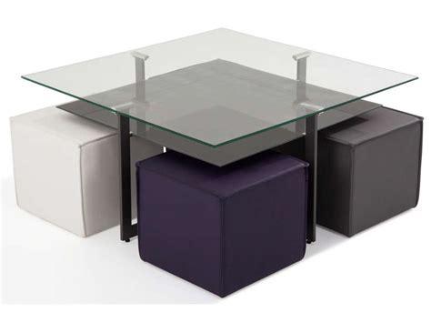 table basse 4 poufs bolero table basse conforama pas cher ventes pas cher