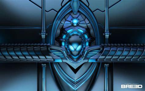 pc de bureau alienware alienware fond ecran 08 la mascotte des gamers alienware à