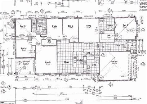 build blueprints construction building floor plans business office floor