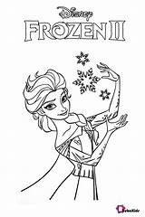 Frozen Coloring Pages Printable Elsa Queen Bubakids sketch template