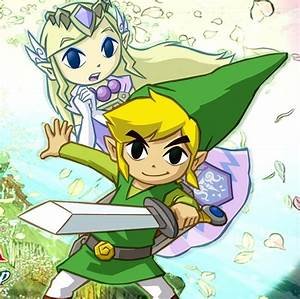The Legend Of Zelda The Minish Cap Play Game Online