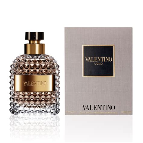 valentino eau de toilette valentino uomo eau de toilette spray 100ml feelunique