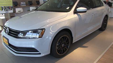 2017 Volkswagen Jetta S Review