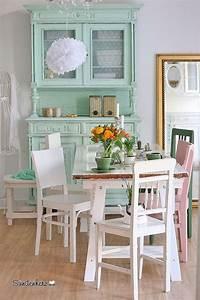 Stuhl Vintage Shabby : vintage st hle weisser stuhl shabby chic stuhl vintage stuhl ein designerst ck von ~ Orissabook.com Haus und Dekorationen