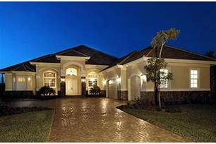 Stunning Images Floor Plans For One Story Houses by Mediterranean Plan 3 089 Square 3 4 Bedrooms 3