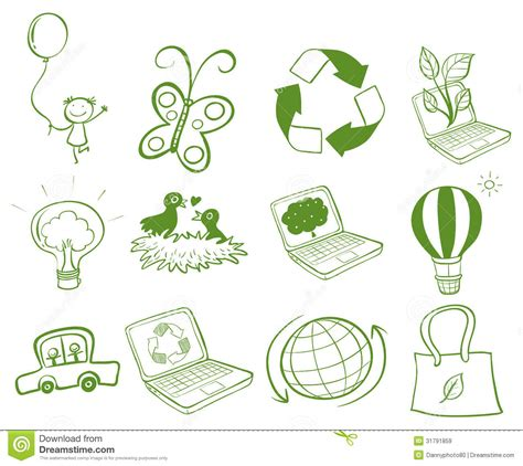 environment friendly design eco friendly designs royalty free stock images image 31791859
