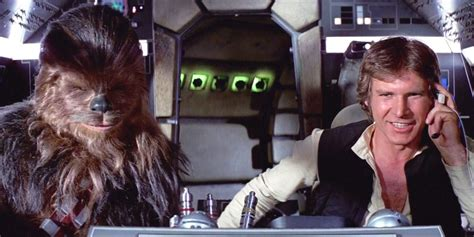 Millennium Falcon Was Not First Love Of Han Solo In Star
