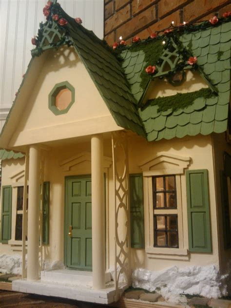 haute pink cottage dollhouse love fully furnished