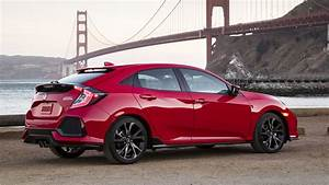 The 2017 Honda Civic Hatchback Is Here  All Turbo  Manual