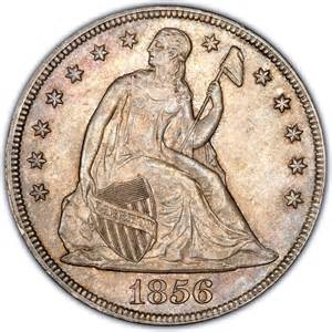 Seated Liberty Silver Dollar Values