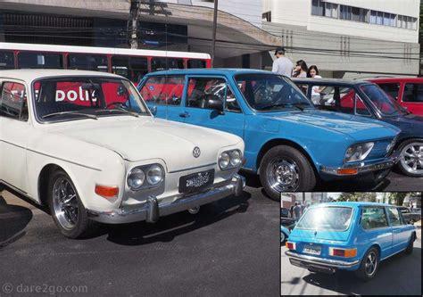 brazil volkswagen interesting classic volkswagens as seen in brazil dare2go