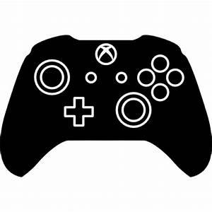 Control De Xbox Por Una Descargar Iconos Gratis