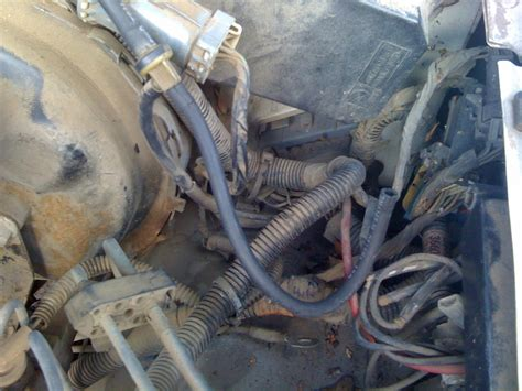 Mystery Vacuum Line Blazer Forum Chevy Forums