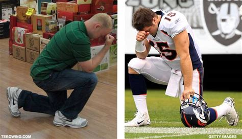 Tebowing Meme - tebowing know your meme