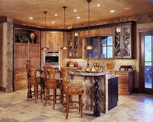 Rustic Kitchen Lighting Design Home Lighting Design Ideas