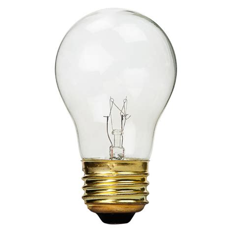 15 watt appliance bulb 130 volt plt 15a15cl