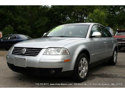 manual cars for sale 2005 volkswagen passat auto manual buy used 2005 volkswagen passat 4motion manual 1 8t clean in out new clutch 2003 2004 in west