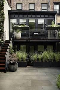 17 meilleures idees a propos de terrasses sur pinterest With amenagement petit jardin avec terrasse et piscine 17 des idees de design pour un balcon de ville montreal