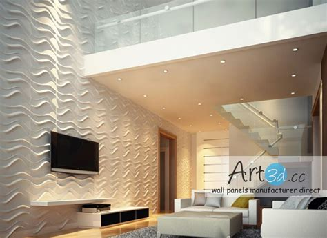 Interior Wall Design Ideas Living Room  Wall Panels