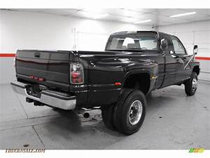 1997 Dodge Ram 3500 Laramie Extended Cab 4x4 Dually In