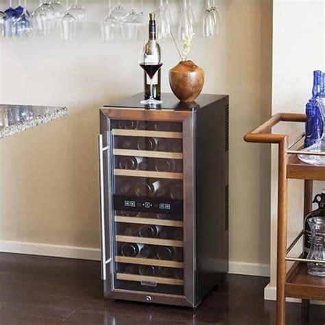 koldfront  twress bottle  standing dual zone wine