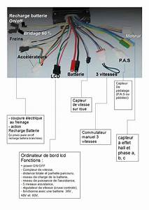 Branchement Controleur Velo Electrique