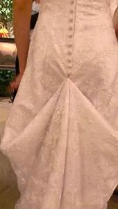 monique39s boutique bustle a wedding dress With wedding dress bustle