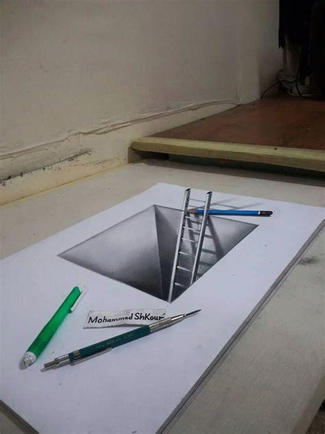 3d Zeichnen by Pin Miriam Auf Zeichnen In 2019 3d Bilder Zeichnen