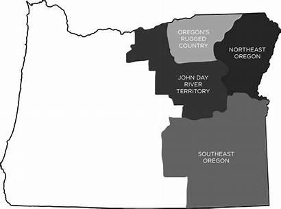 Oregon Eastern Road John Trip East Localadventurer