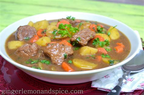 irlande cuisine around the stew with guinness