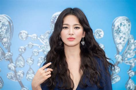 exclusive interview song hye kyo  fame  fate tatler hong kong